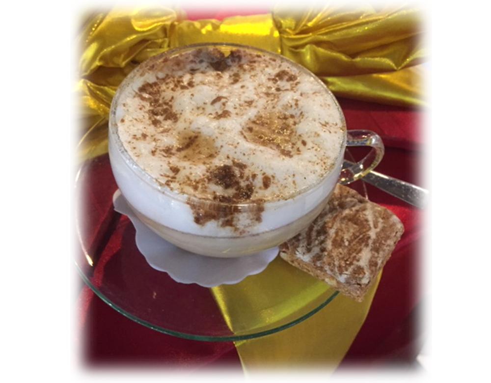 Café du mois décembre Coffee & Time
