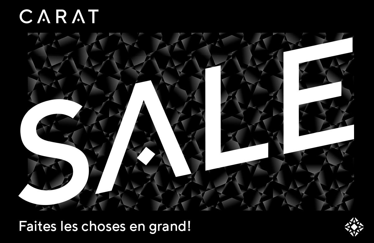 CARAT |Winter Sale|