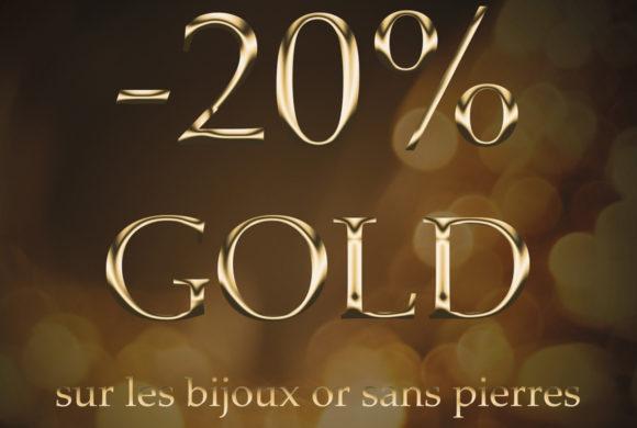 CARAT |-20% Gold|