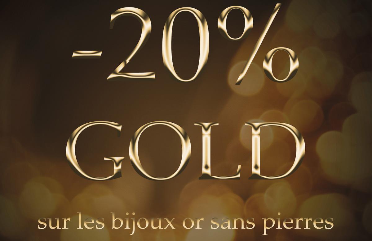 CARAT  -20% Gold 