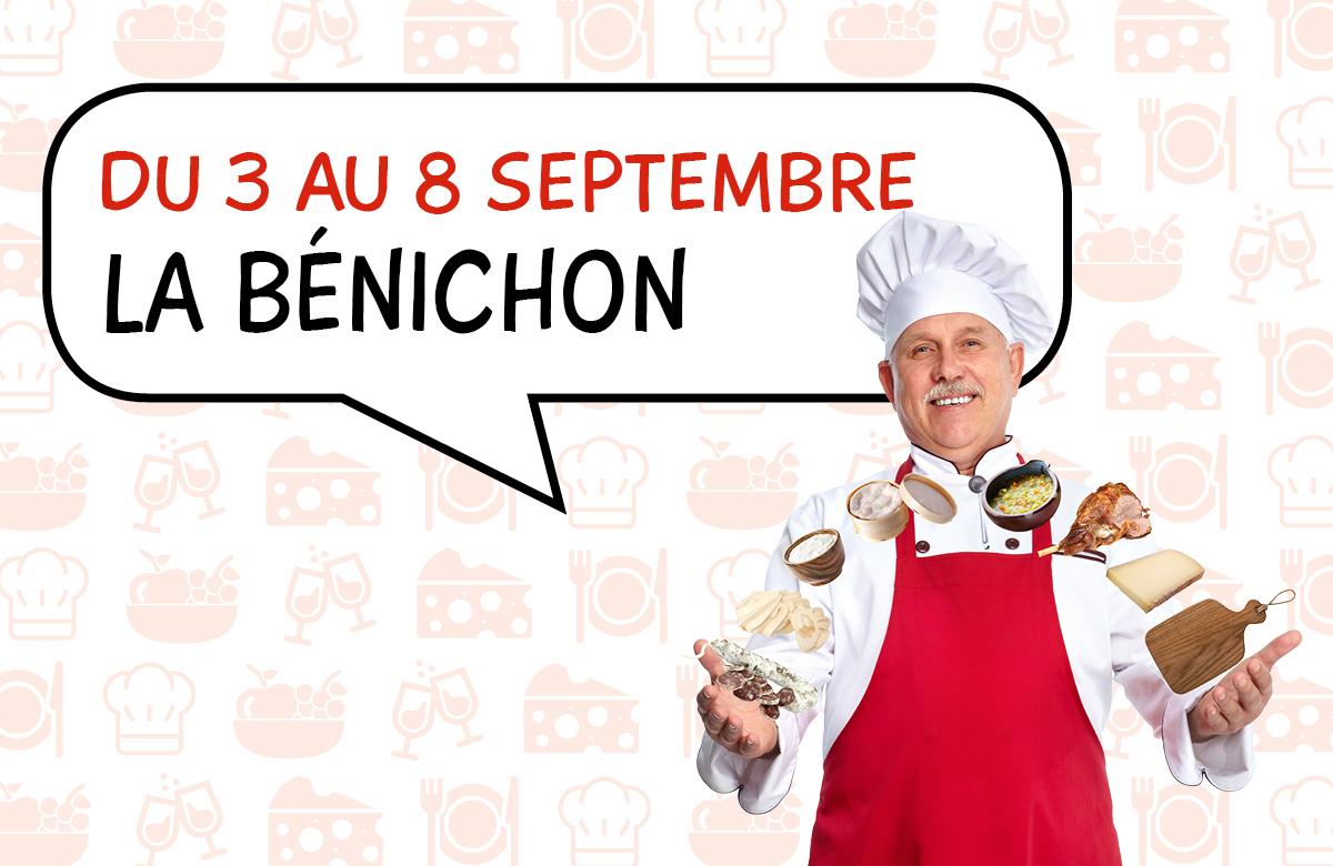 LA BÉNICHON