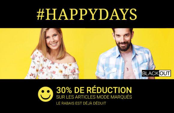 BLACKOUT |#Happy Days|