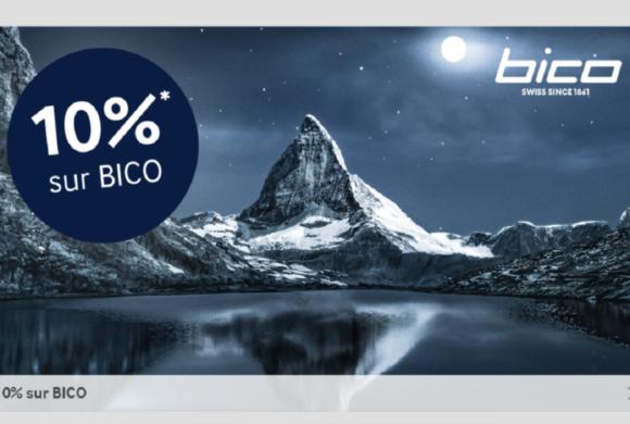 PFISTER |10% sur la gamme Bico|