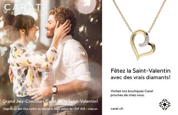 CARAT |St-Valentin|