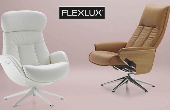PFISTER |20% sur la gamme de fauteuils Flexlux|