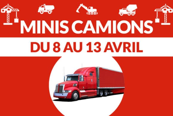 MINIS CAMIONS