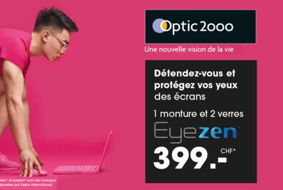 OPTIC 2000 |eyezen|