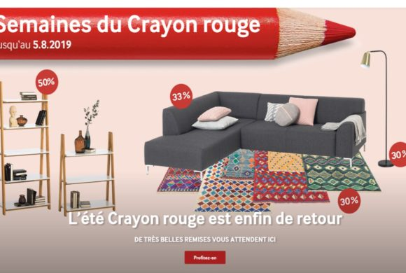 PFISTER |Semaines du crayon rouge|