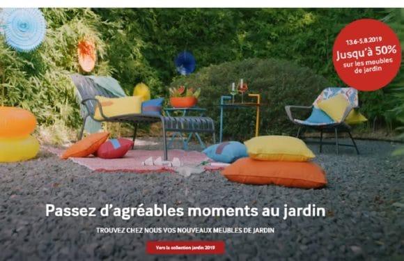 PFISTER  Crayon rouge meubles jardin 