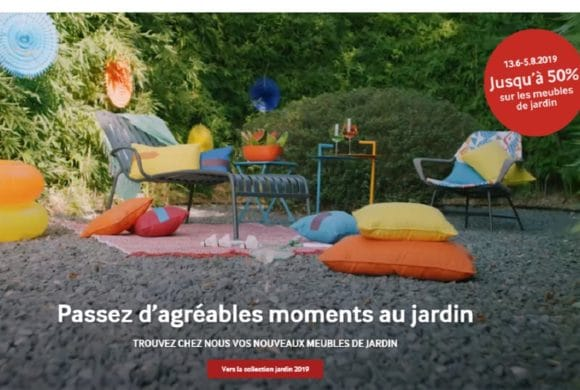 PFISTER |Crayon rouge meubles jardin|