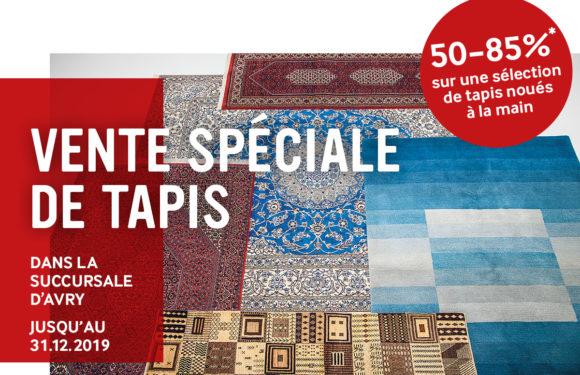 PFISTER |Vente spéciale tapis d'orient|