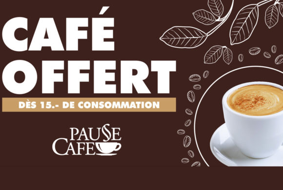 PAUSE CAFÉ |Soldes|