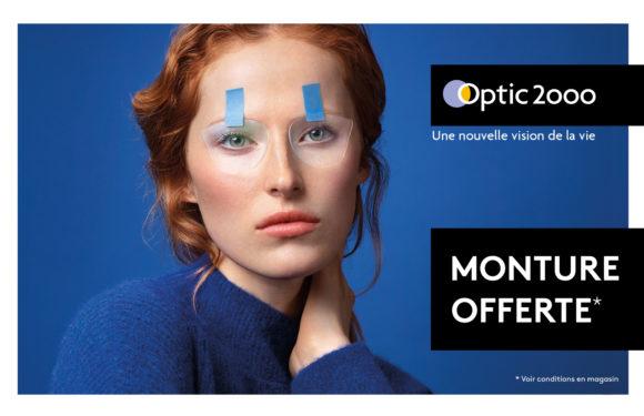 OPTIC 2000 |Votre monture offerte|