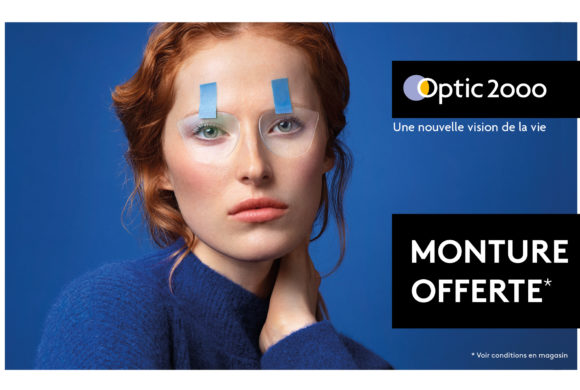OPTIC 2000 |Votre monture offerte|