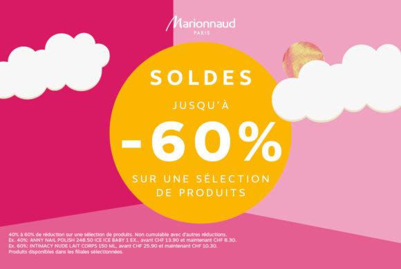MARIONNAUD |Soldes|