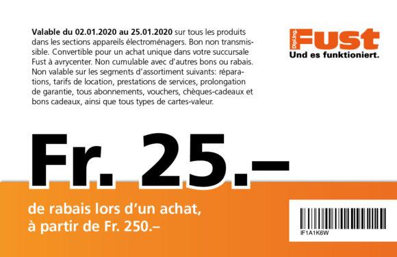 FUST |Soldes|