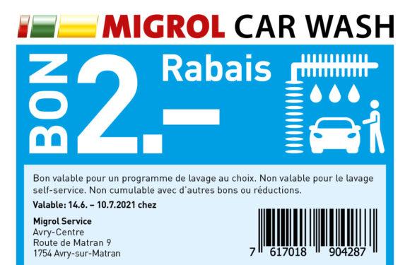 MIGROL | Car wash |