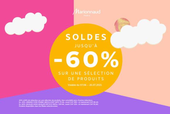 MARIONNAUD | Soldes |