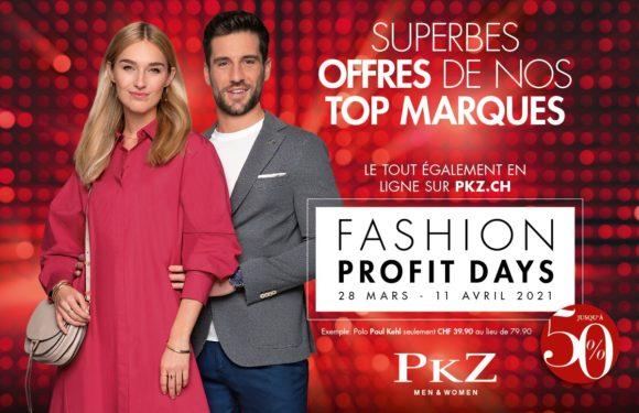 PKZ Men | Fashion Profit Days |