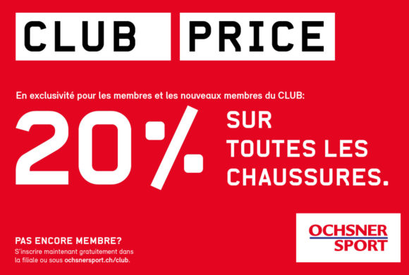 OCHSNER SPORT | CLUB PRICE |